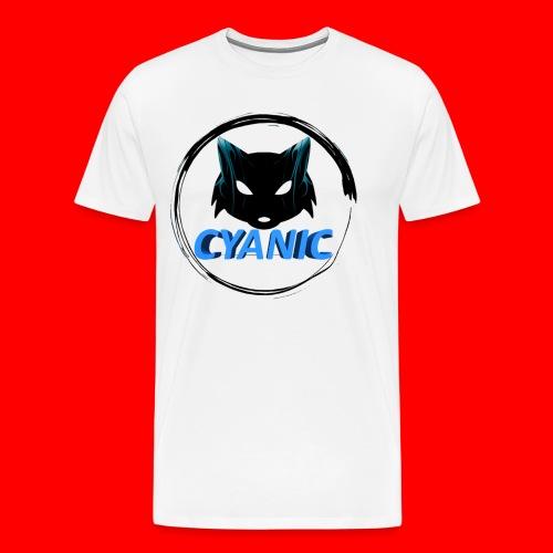 CYANIC SHIRT - Men's Premium T-Shirt