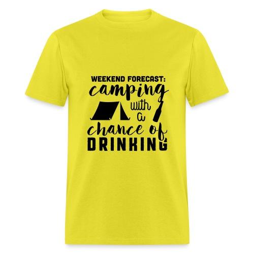 Men's Camper Lover's Tee - Men's T-Shirt