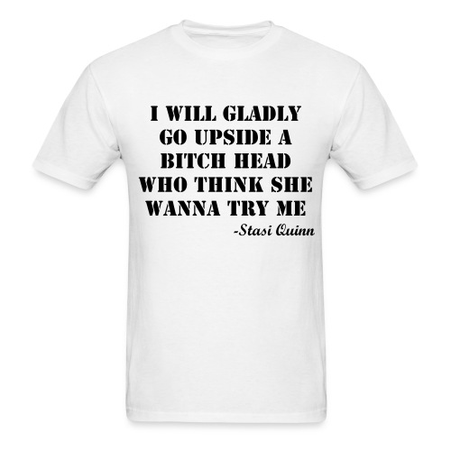 Gladly Go - Men's T-Shirt