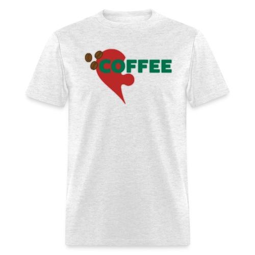 Men's Coffee & Milk (Coffee) - Men's T-Shirt