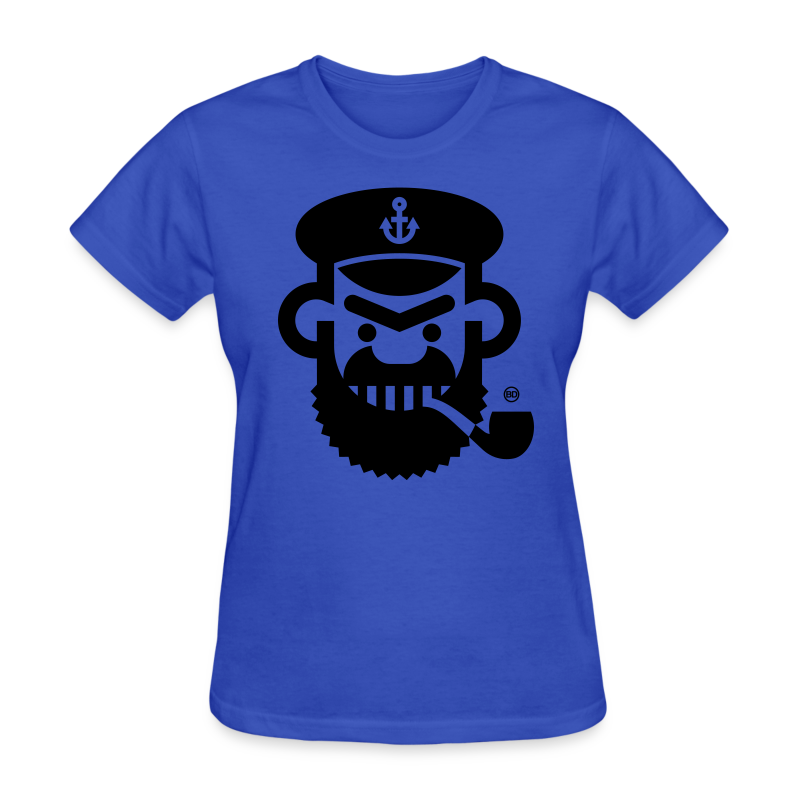BD Captain Girls Tshirt (US) - Women's T-Shirt