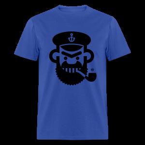 BD Captain Tshirt (US) - Men's T-Shirt