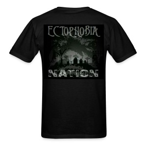 Ectophobia Nation - Men's T-Shirt