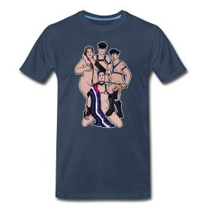 Leather Pride - Men's Premium T-Shirt