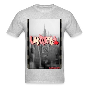 Blox3dnyc.com BloX3D NYC Empire State design for Landry - Men's T-Shirt