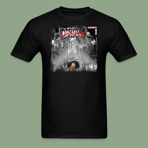 D.T. Seizure - Dead Man's Switch T-Shirt (men's) - Men's T-Shirt