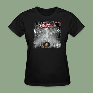 D.T. Seizure - Dead Man's Switch T-Shirt (women's) - Women's T-Shirt