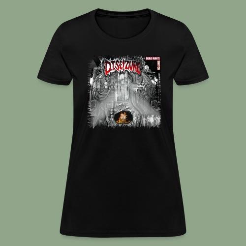 D.T. Seizure - Dead Man's Switch T-Shirt (women's) - Women's T-Shirt