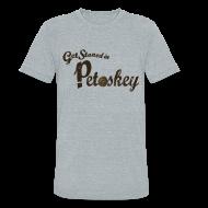 T-Shirts ~ Unisex Tri-Blend T-Shirt ~ Get Stoned