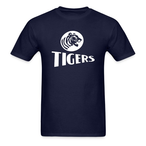 Vintage Tigers - Men's T-Shirt