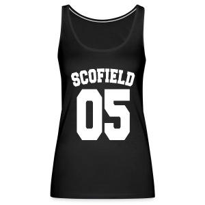 Scofield 05 - Women's Premium Tank Top