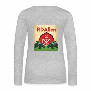 Women's Long Sleeve RDAllen - Women's Premium Long Sleeve T-Shirt