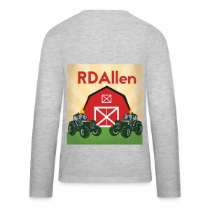 Kids Long Sleeve RDAllen - Kids' Premium Long Sleeve T-Shirt