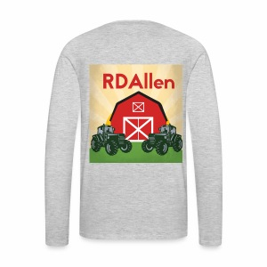 Men's Long Sleeve RDAllen - Men's Premium Long Sleeve T-Shirt