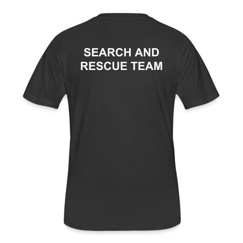 Catamount Search and Rescue Team T-Shirt - Men's 50/50 T-Shirt