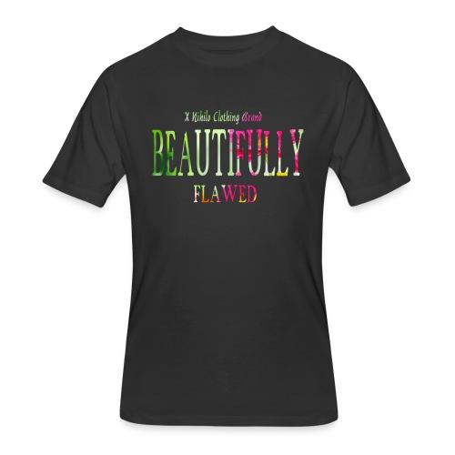 Women's Beautifully Flawed Tee - Men's 50/50 T-Shirt