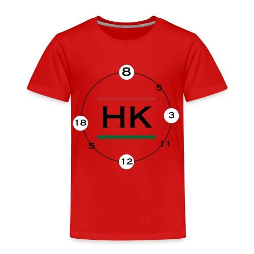 Heckler Time  - Toddler Premium T-Shirt