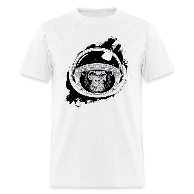 Space Marine Monkey Shirt