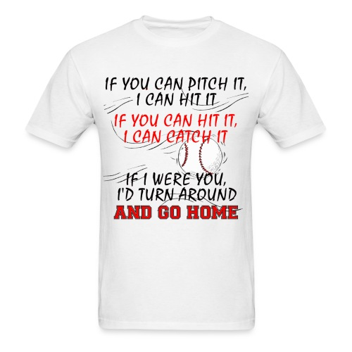 I can do it. - Men's T-Shirt