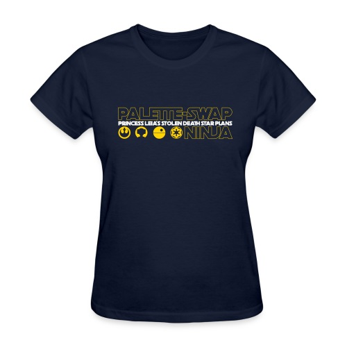 Princess Leia's Stolen Death Star Plans - Women's T-shirt - Women's T-Shirt
