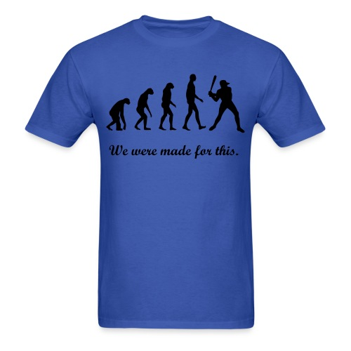 Evolve  - Men's T-Shirt