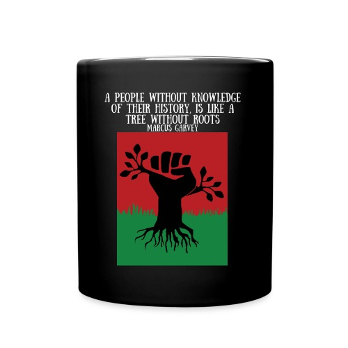 Deeply Rooted -coffee cup - Full Color Mug