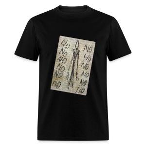 Slender Page 8 shirt - Men's T-Shirt