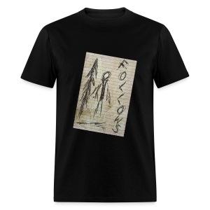 Slender Page 1 shirt - Men's T-Shirt