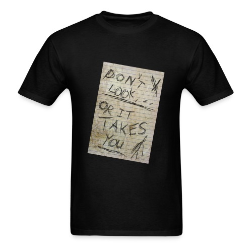 Slender Page 7 shirt - Men's T-Shirt
