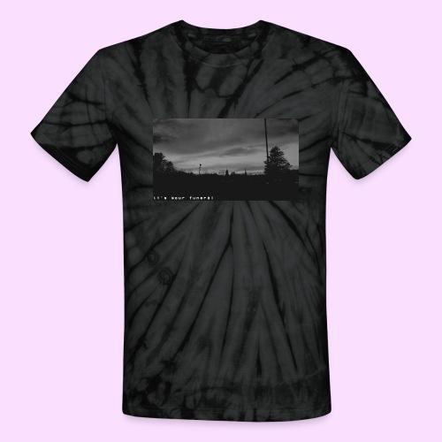 WWIII Tie Dye T-Shirt - Unisex Tie Dye T-Shirt
