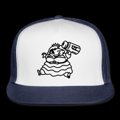 Salt Hat - Trucker Cap