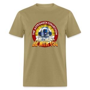Star Wars Dat May 4th MAN (front) - Men's T-Shirt