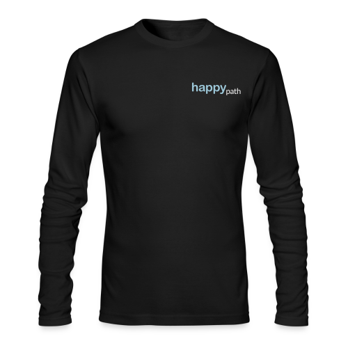 Men's Long Sleeve T - Men's Long Sleeve T-Shirt by Next Level