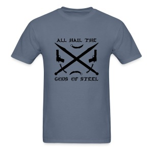 Gods of Steel - standard shirt - Men's T-Shirt