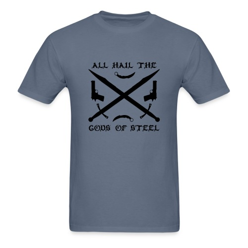 Gods of Steel - standard shirt - Men's T-Shirt
