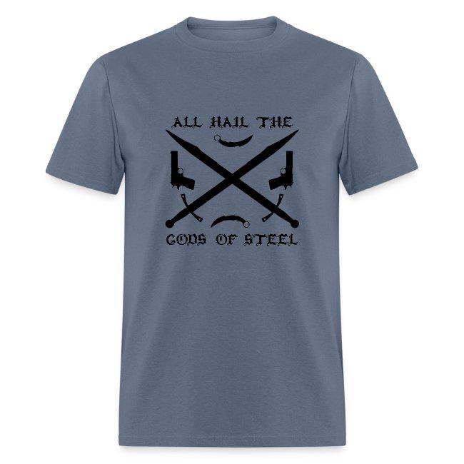 Gods of Steel - Standard T-Shirt