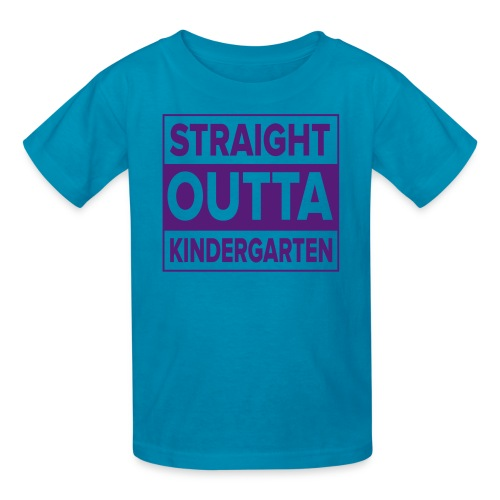 Kreative In Kinder Straight Outta