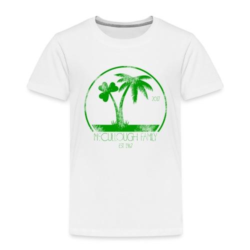 TODDLER GIRLS TEE - Toddler Premium T-Shirt