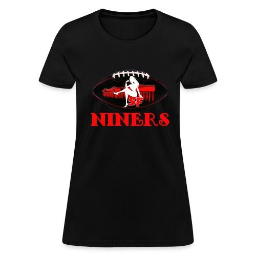 Niner Diva - Women's T-Shirt