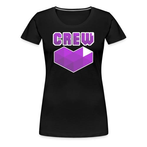 CrewLove Women's Premium T-Shirt - Women's Premium T-Shirt