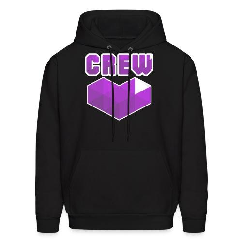CrewLove Men's Hoodie - Men's Hoodie