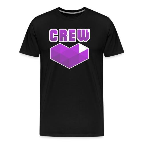 CrewLove Men's Premium T-Shirt - Men's Premium T-Shirt