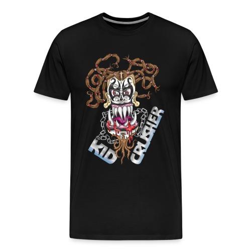 KidCrusher - Dogg - Men's Premium T-Shirt