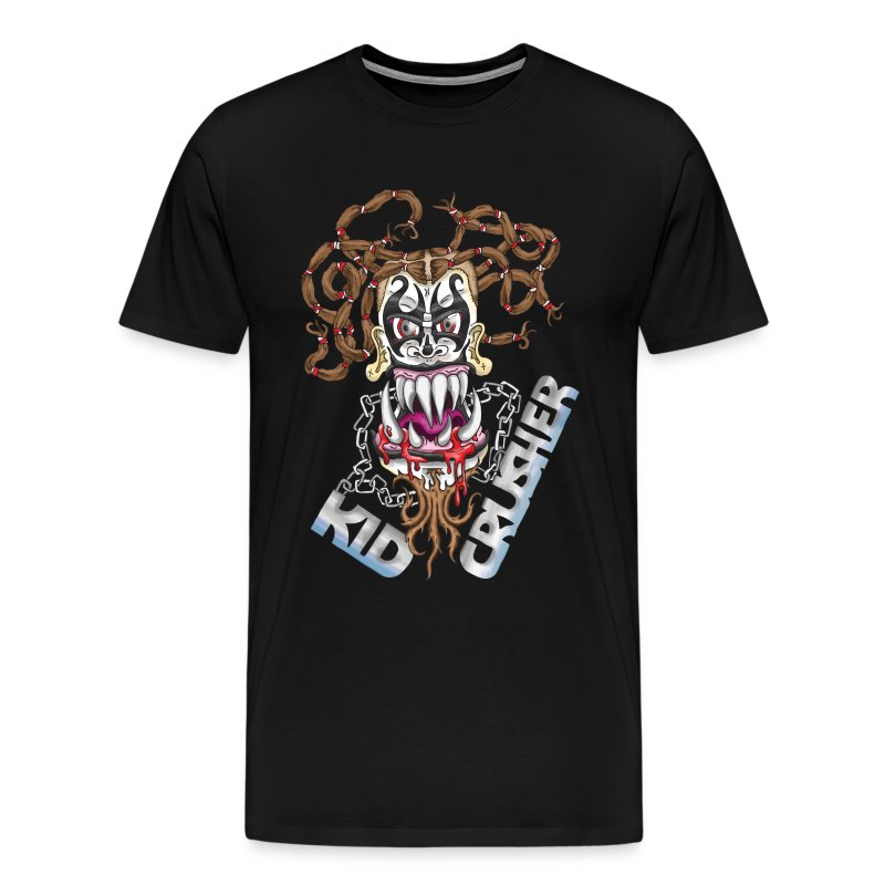KidCrusher - Dogg - Men's Premium T-Shirt