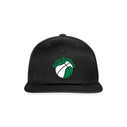 Baller Brothers GW basketball  cap 1 - Snap-back Baseball Cap