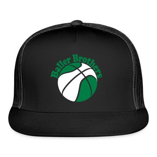 Baller Brothers GW basketball  trucker cap - Trucker Cap