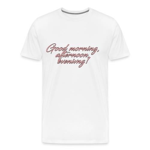 Mens GMAE T - Men's Premium T-Shirt