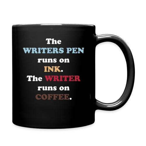 I am The Writer Mug - Full Color Mug