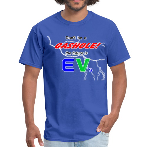 Men's Standard T- Gashole Front - Men's T-Shirt
