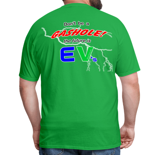 Men's Standard T- Gashole Back - Men's T-Shirt